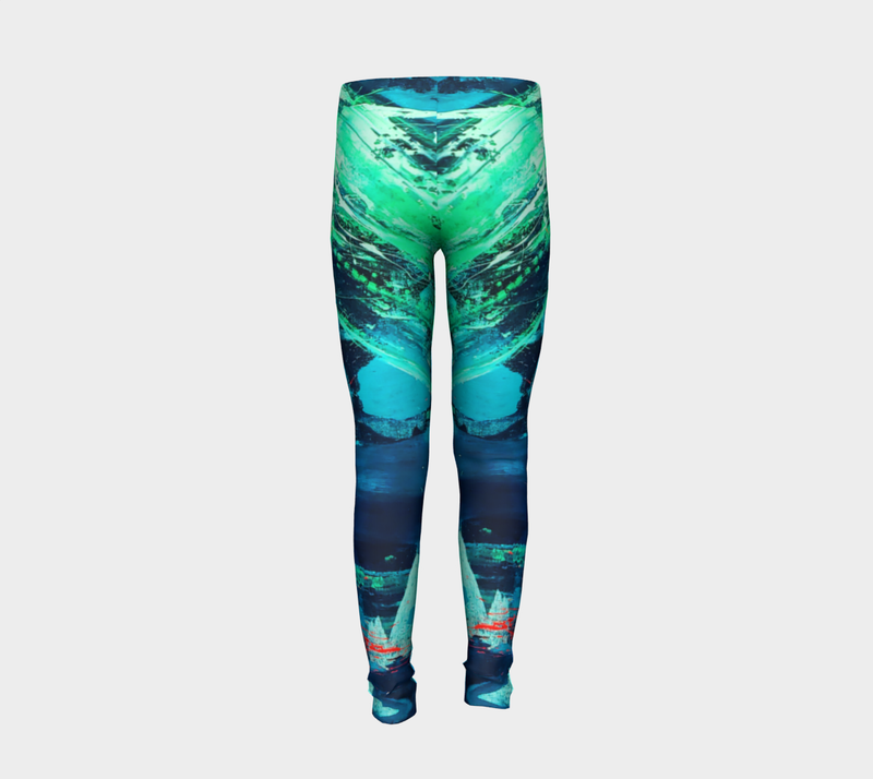 Azul Youth Leggings