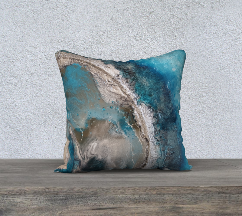 "Arctic 18""x18"" Pillow Case"