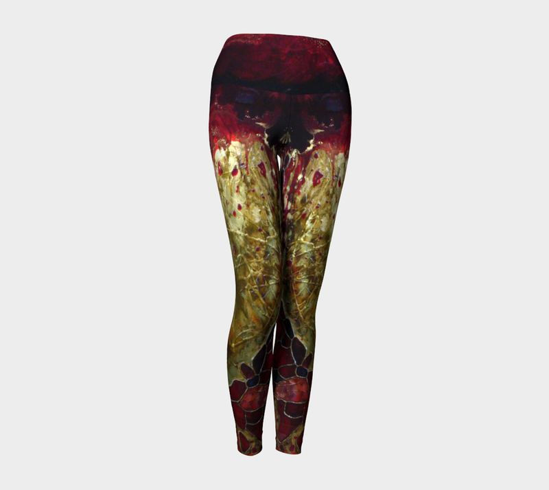 Madrid Yoga Leggings