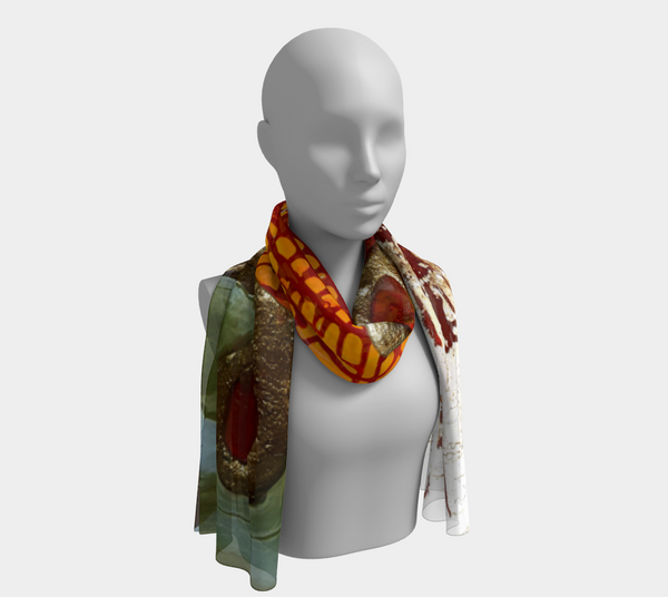 Carnival Long Scarf