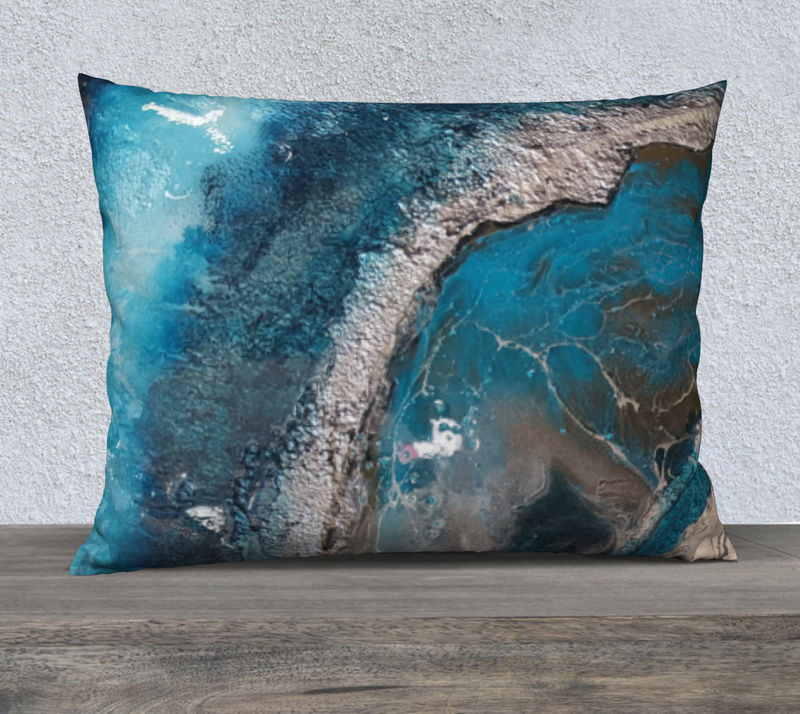 "Arctic 26""x20"" Pillow Case"