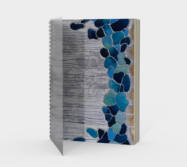 Valldemossa Spiral Notebook