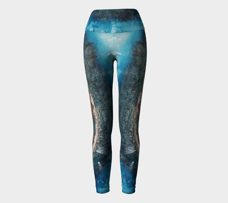 Arctic Yoga Leggings