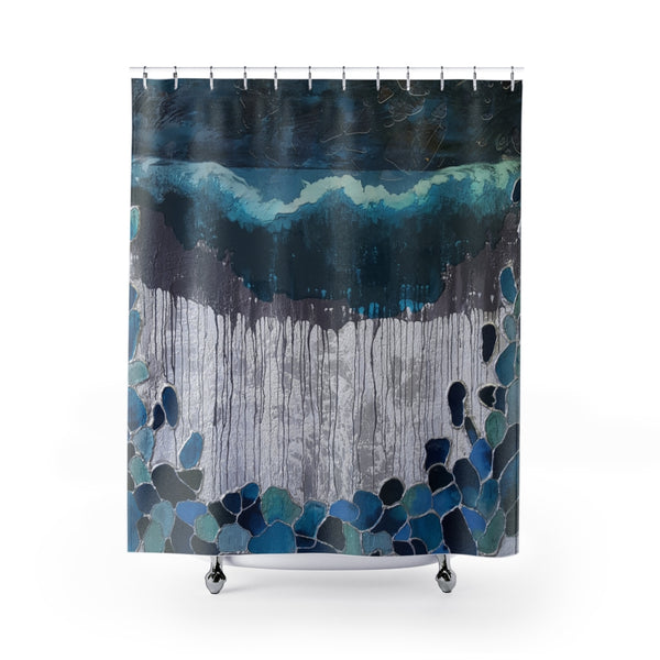 Valldemossa Shower Curtain