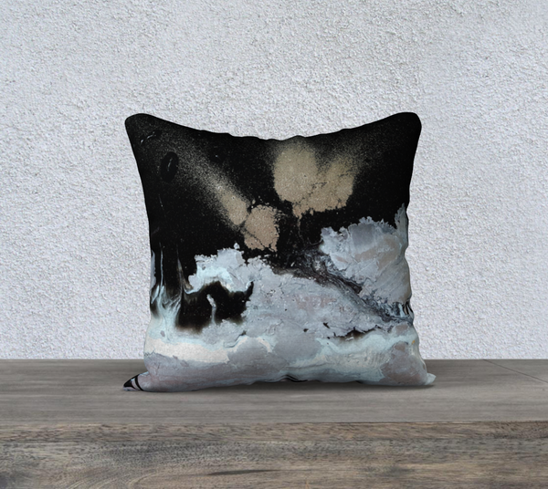 "Stardust 18""x18"" Pillow Case"
