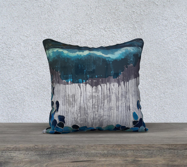"Valldemossa 18""x18"" Pillow Case"