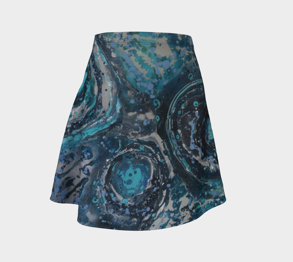 Puddle Flare Skirt