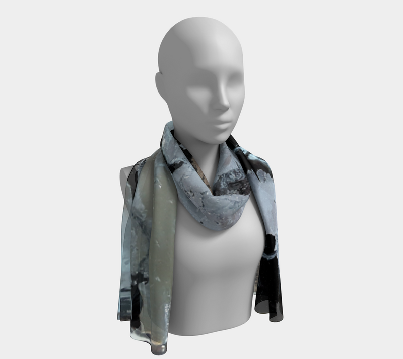 Stardust Long Scarf