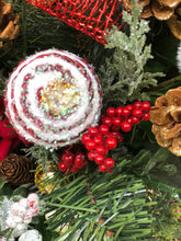 Load image into Gallery viewer, Snow Man Wreath