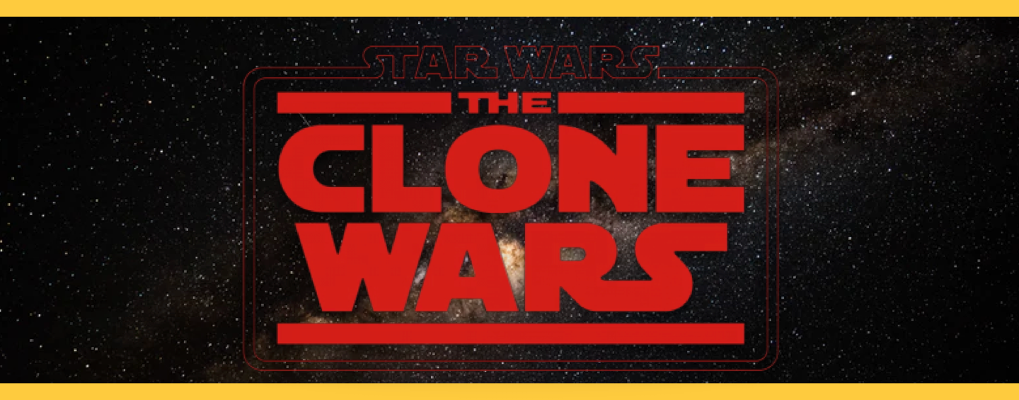 The Clone Wars Red Logo