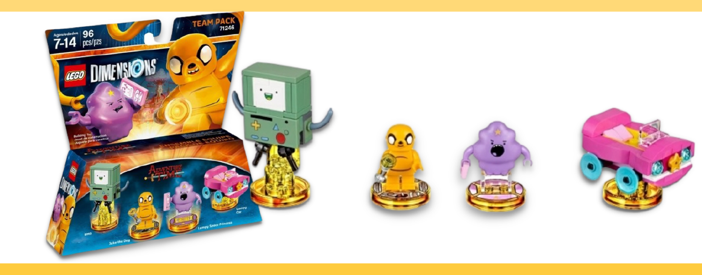 LEGO Dimensions Adventure Time 71246