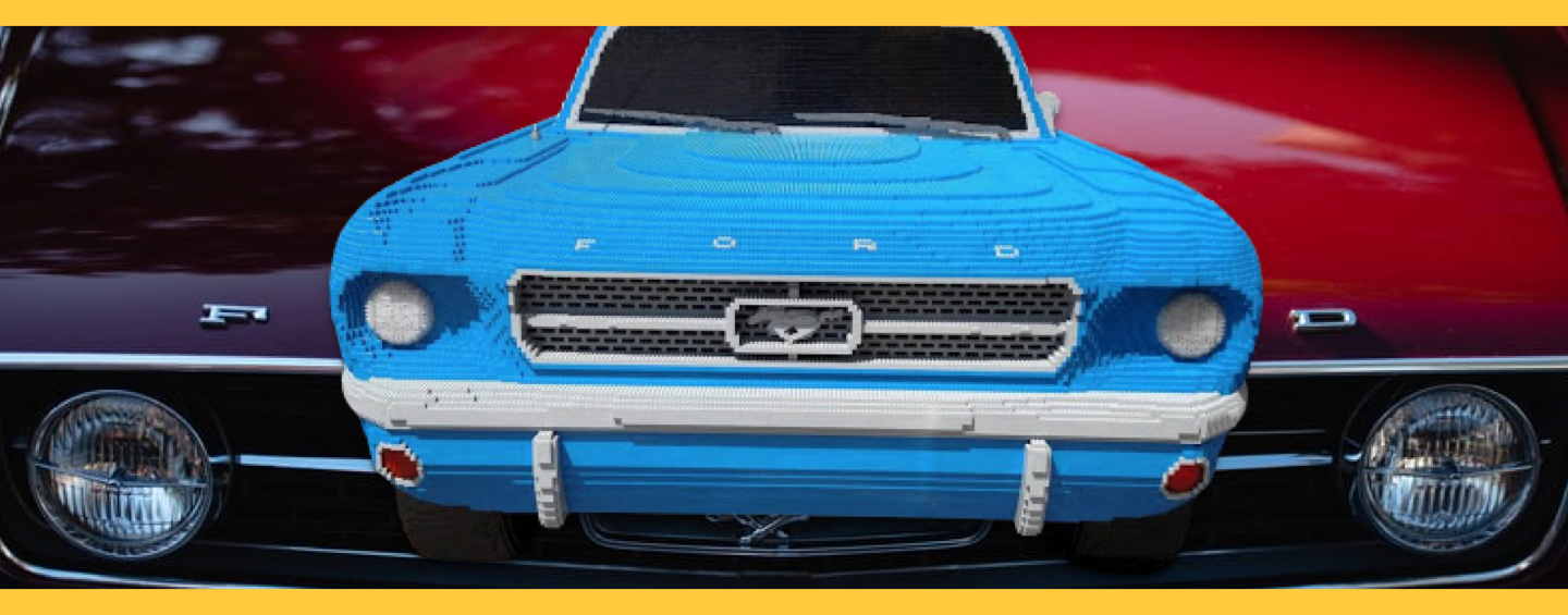 LEGO Ford Mustang Shelby