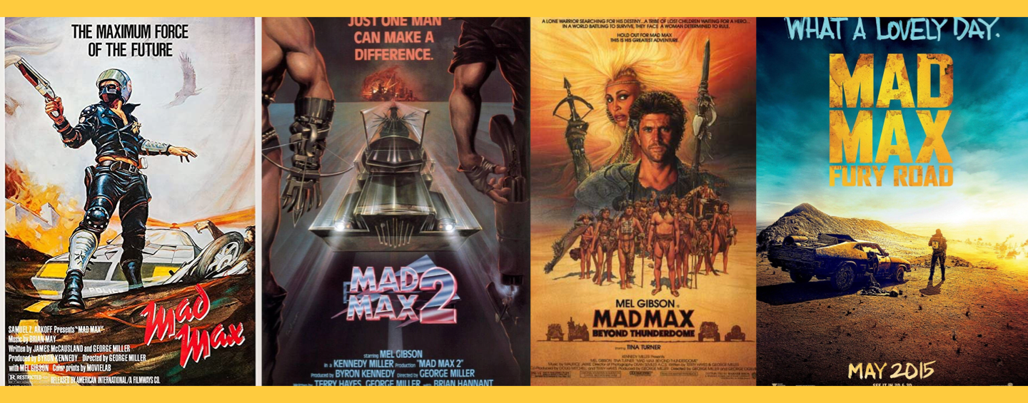 Affiches Films Mad Max