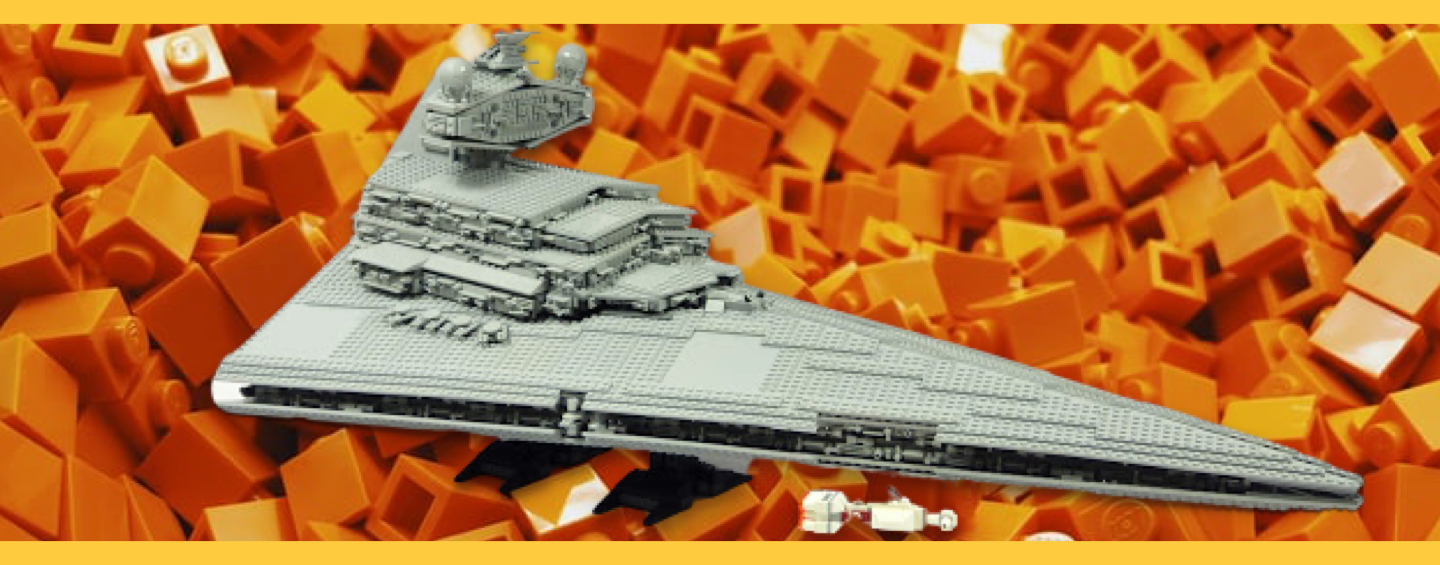 Star Destroyer 10030 LEGO