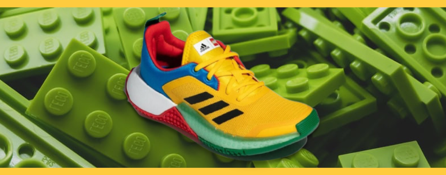 LEGO Adidas Collaboration