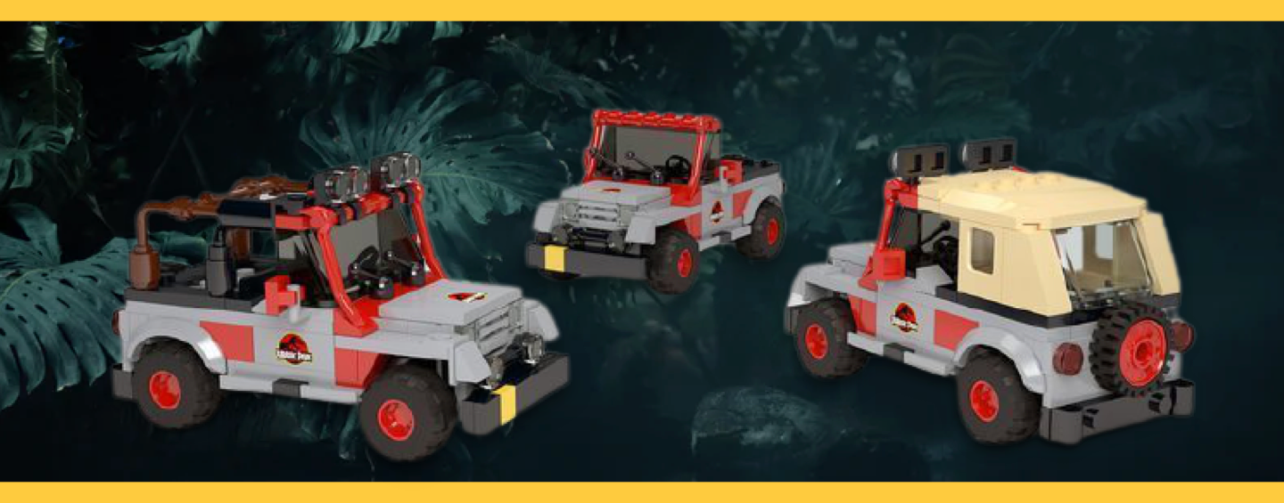 Jurassic World The Game Vehicles