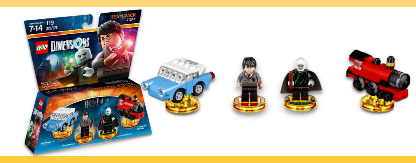 LEGO Dimensions Harry Potter 71247