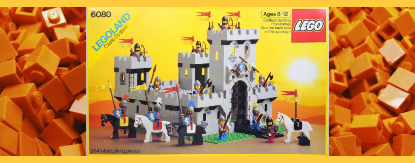 LEGO King's Castle 6080