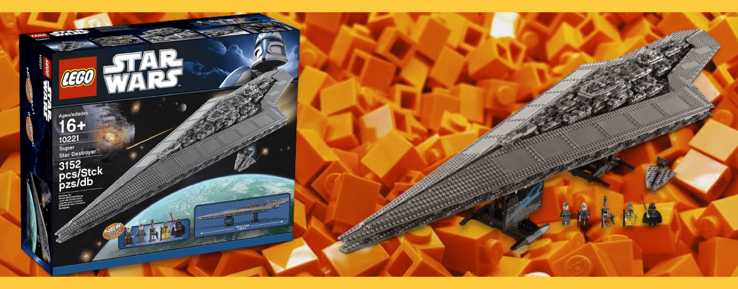 10221 Super Star Destroyer LEGO