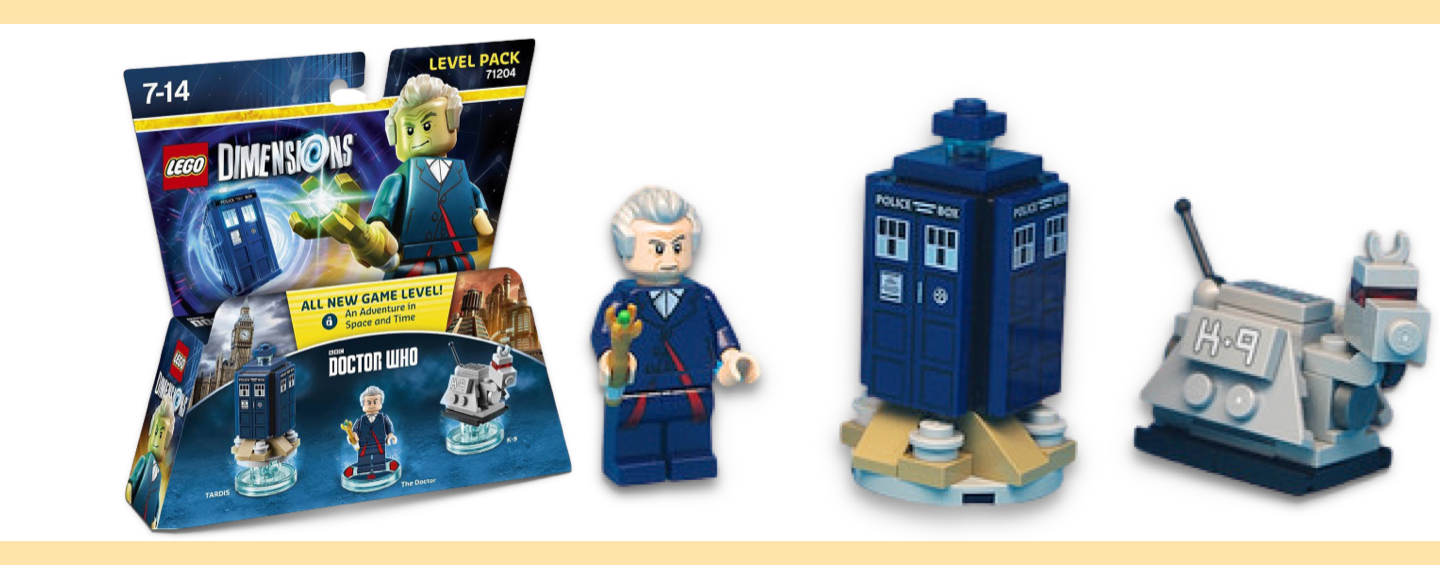 LEGO Dimensions Doctor Who #71204