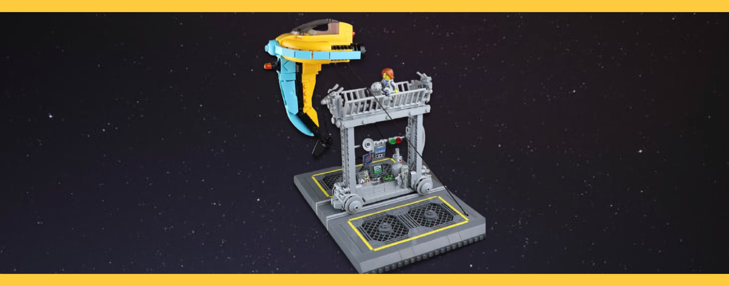 Spacecraft LEGO