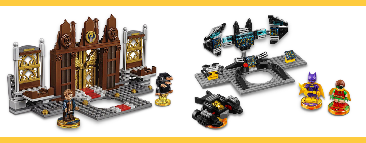 Pack Histoire LEGO Dimensions
