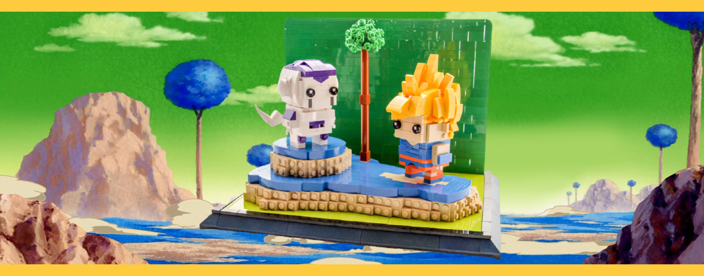 Dragon Ball Z Brickheadz LEGO