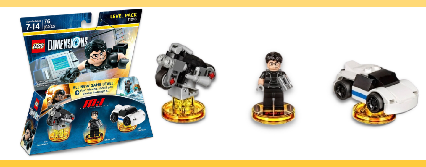 LEGO Dimensions Mission Impossible 71248