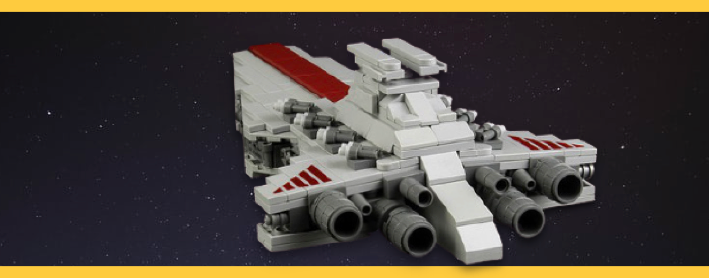 Venator Destroyer LEGO