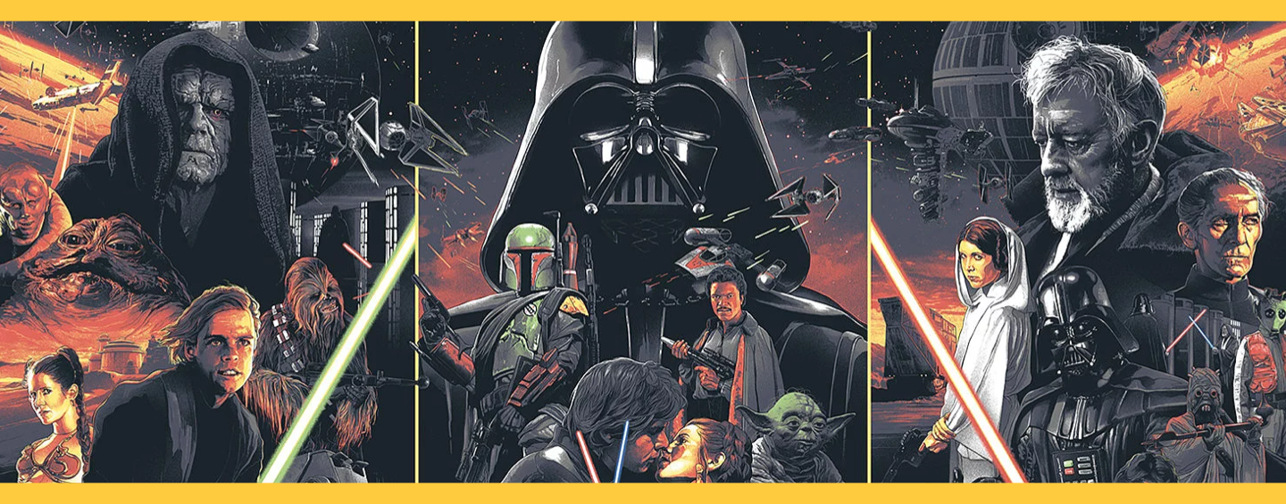 Star Wars Affiche de Film