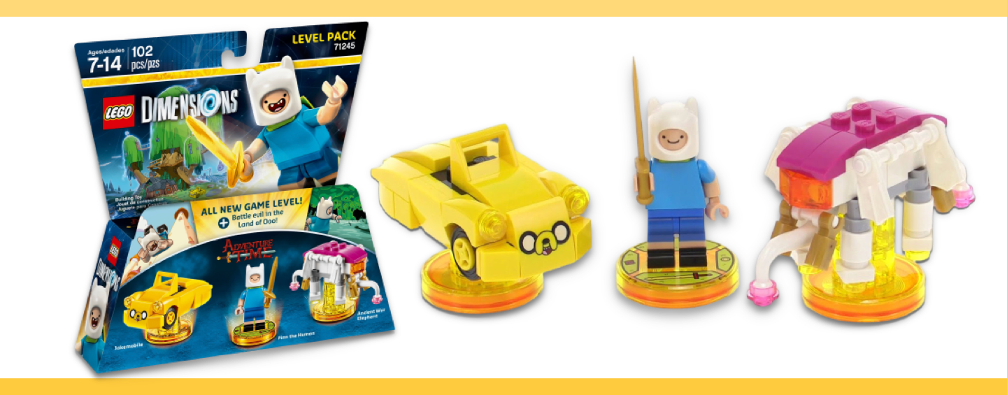 LEGO Dimensions Adventure Time 71245