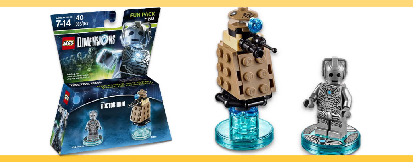 LEGO Dimensions Doctor Who 71238
