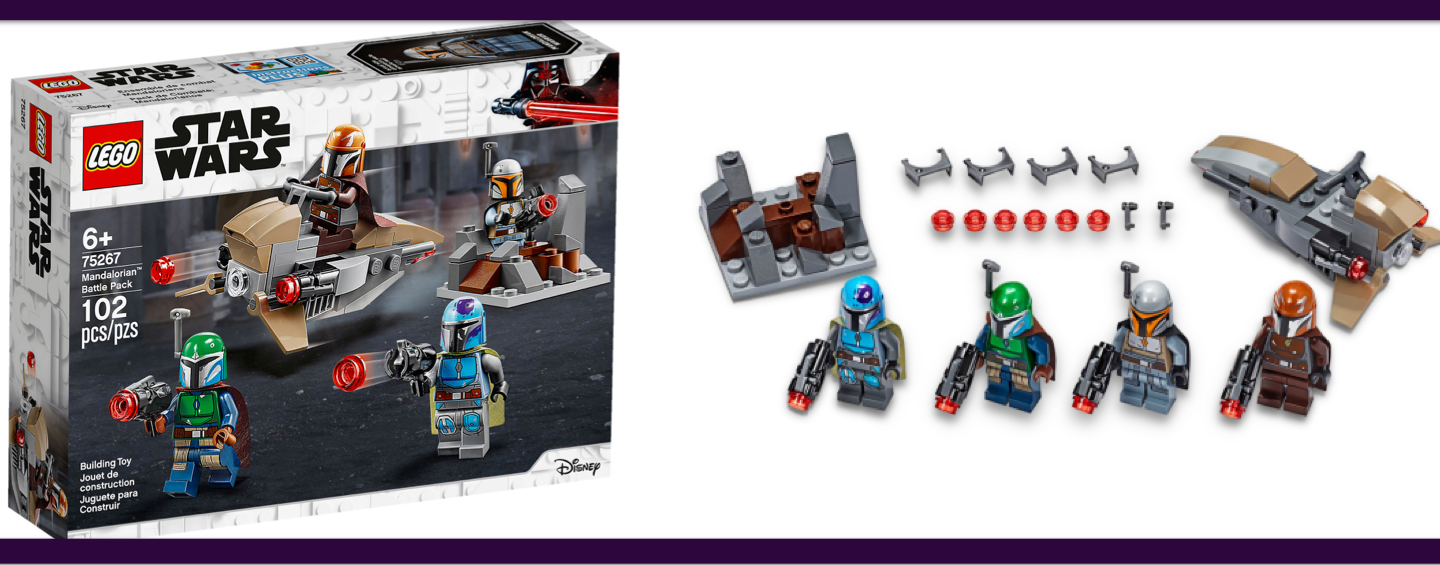 LEGO Star Wars #75267 Mandalorian Battle Pack