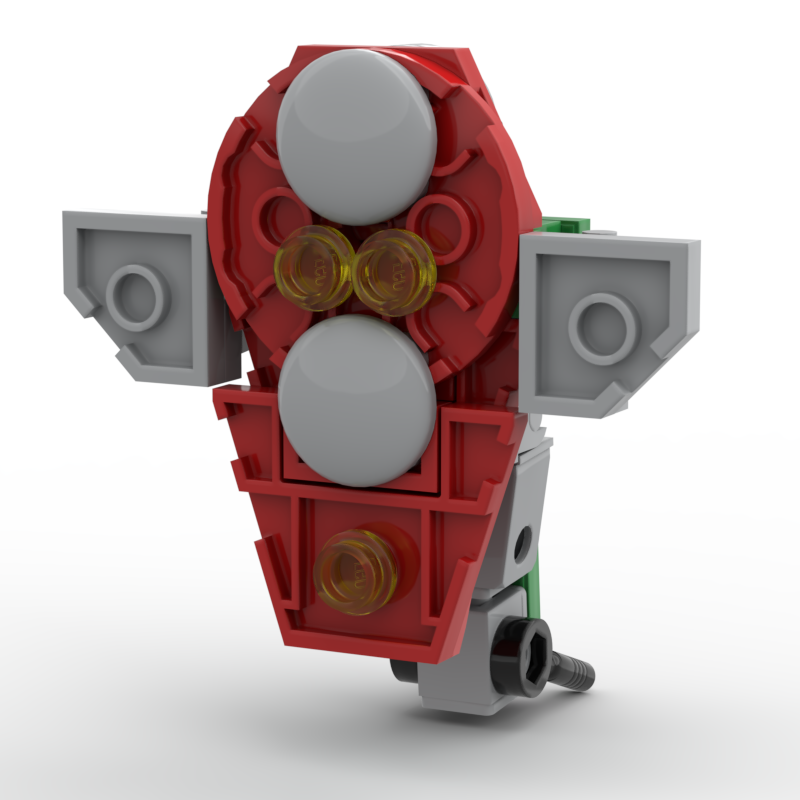 LEGO Star Wars Slave 1 Mini Gratuit