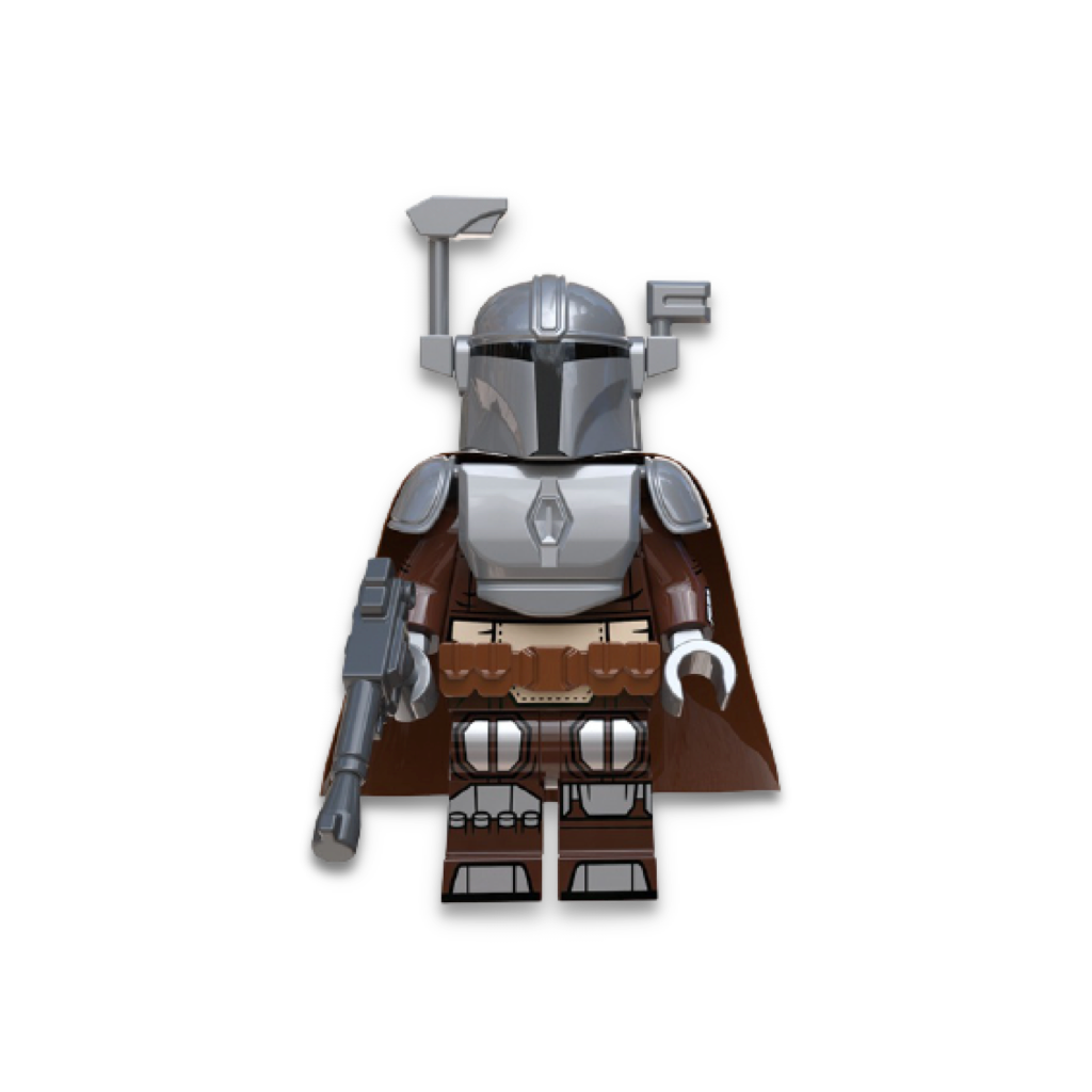The Mandalorian LEGO