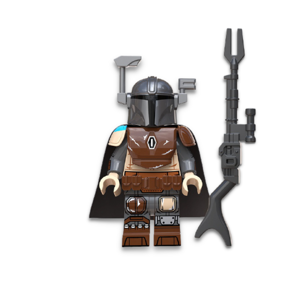 Figurine LEGO The Mandalorian