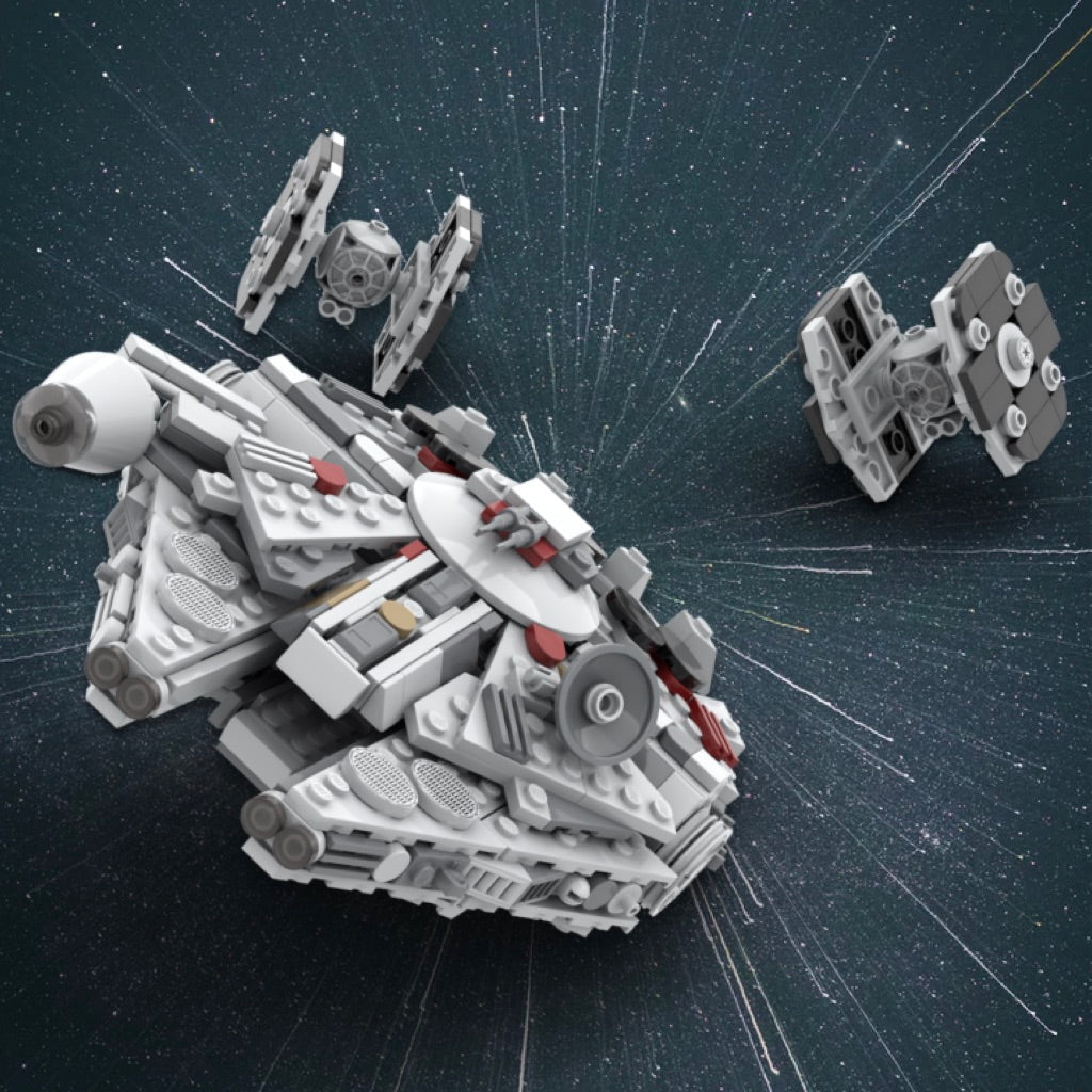 LEGO Star Wars Mini Faucon Millenium