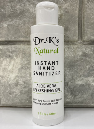 Dr. K's Hand Sanitizer 2oz.