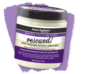 Aunt Jackie Rescued! Thirst Quenching Recovery Conditioner 15oz