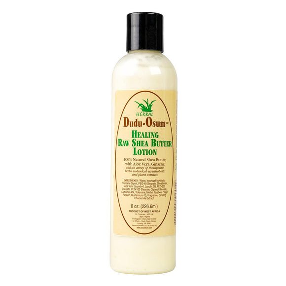 Dudu-Osum Healing Raw Shea Butter Lotion 8oz