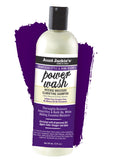 Aunt Jackies Grapeseed Power Wash Intense Moisture Clarifying Shampoo