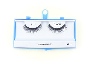 Blue Case Eyelash