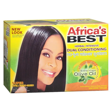 Africa's Best No-Lye Relaxer Kit