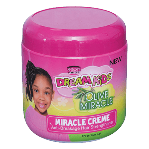 African Pride Dream Kids Miracle Creme 6oz