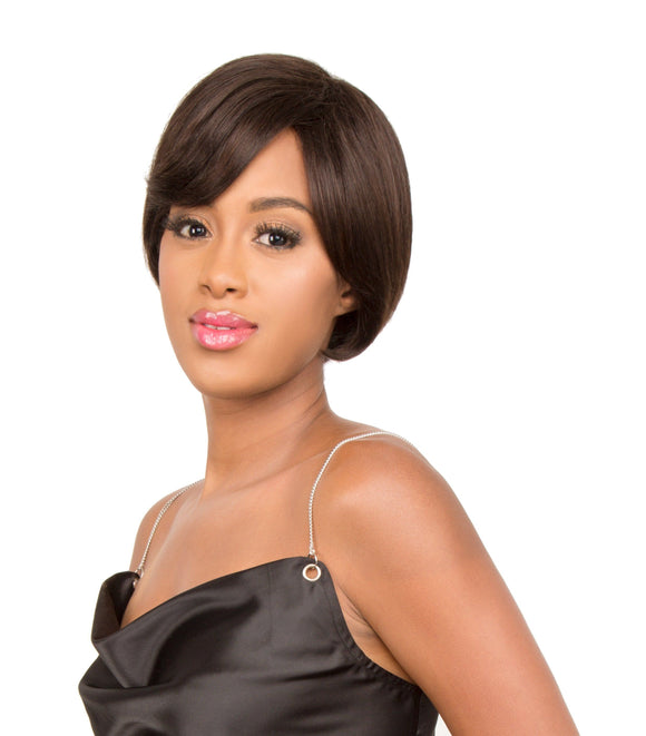 R&B Natural Human Hair Swiss Wig Cap HH-21