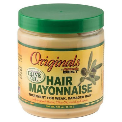 Africa's Best Originals Hair Mayonnaise 15oz