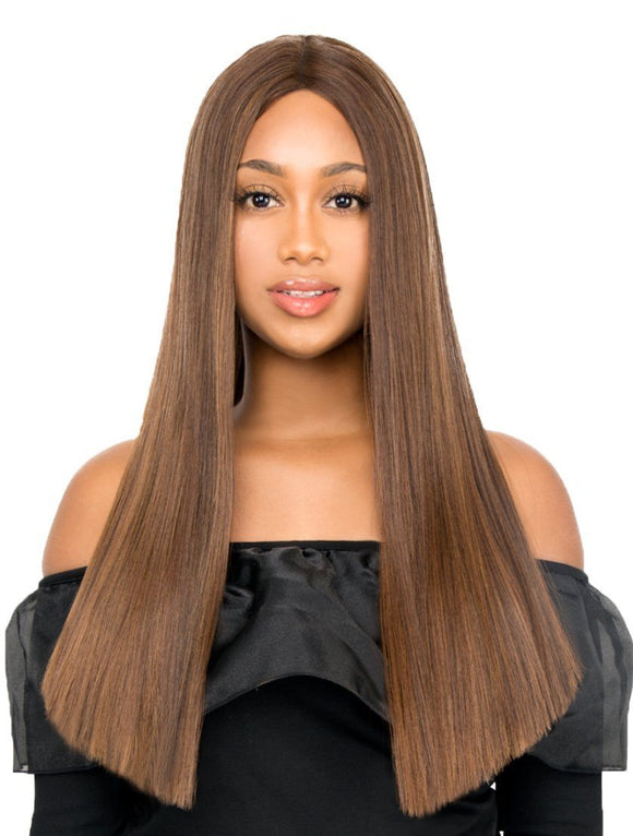 R&B Synthetic Swiss Lace Cap RJ-Doo Wig