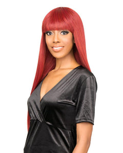 R&B Synthetic Full Cap RJ-Long Wig