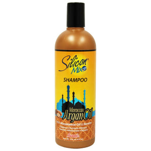 Silicon Mix Moroccan Argan Oil Shampoo 16oz
