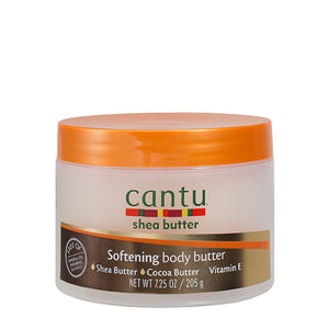 Cantu Shea Butter Softening Body Butter 7.25oz